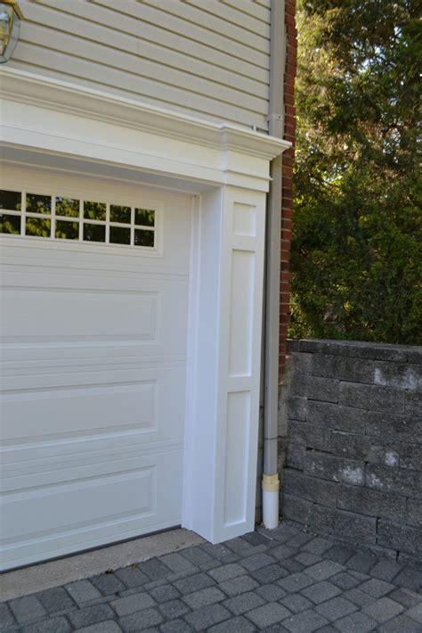 garage trim replacement randolph monks home improvements