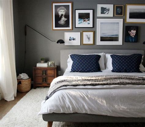 The Best Men's Bedroom Wall Decor Ideas  Decor Or Design