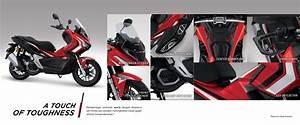 Aksesoris Resmi Honda Adv 150