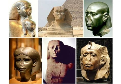 Why are Noses Missing from so Many Egyptian Statues