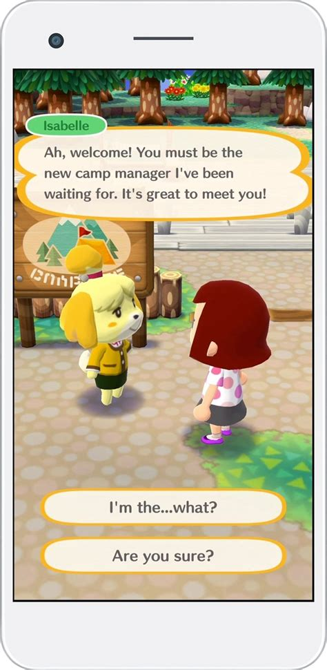 animal crossing pocket camp intro pic