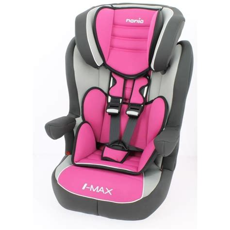 si鑒e auto groupe 1 2 3 pivotant nania r 233 hausseur groupe 1 2 3 luxe i max sp isofix achat
