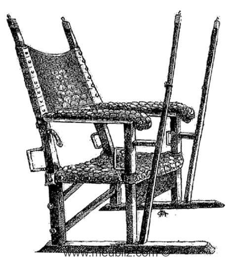 Définition D'une Chaise à Porteur
