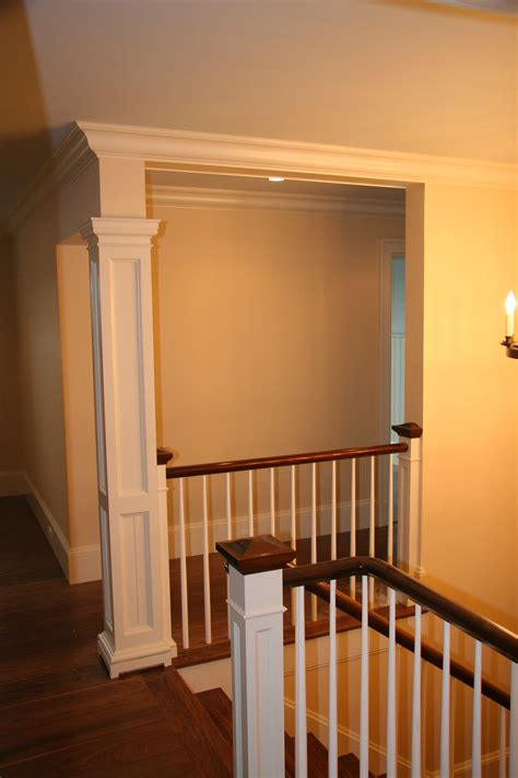 interior home columns architecture interior columns built with