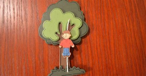 bible class creations wooden moveable zacchaeus craft