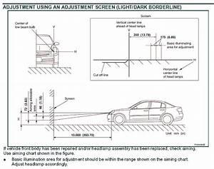 05 Headlight Adjustment