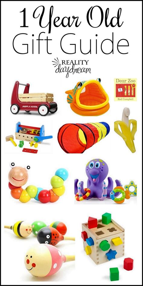 gift olds gifts non birthday cute christmas boy baby annoying toys reality daydream toy realitydaydream 1st battery powered babies diy