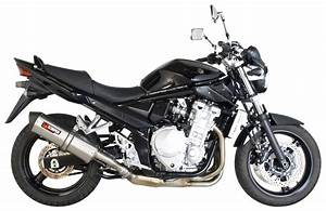 Suzuki Bandit 650 : scorpion serket parallel slip on exhaust suzuki gsf 650 ~ Melissatoandfro.com Idées de Décoration