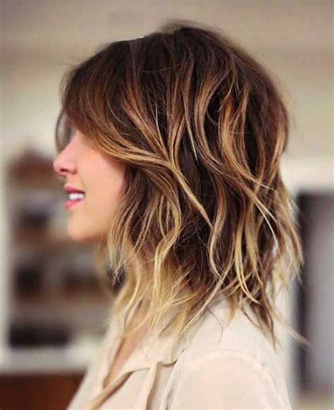 short layered hairstyles hair medium hair cuts