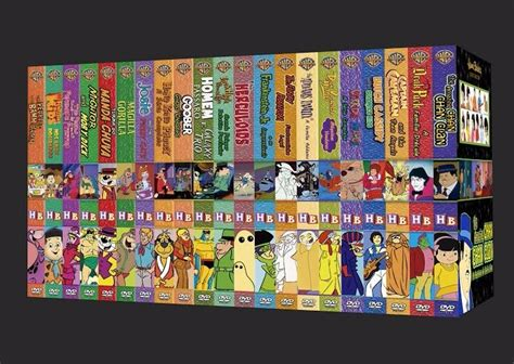 Hanna Barbera Cartoons On Dvd Pictures To Pin On Pinterest