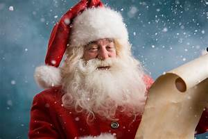 Santa Reads Braille - Braille Letters from Santa - Braille ...