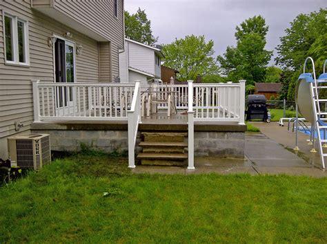 railing and decking poly enterprises