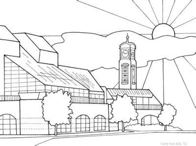 alumna creates grand valley themed coloring pages gvnow