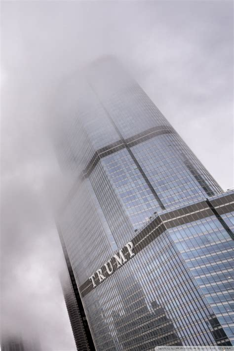 trump tower  hd desktop wallpaper   ultra hd tv