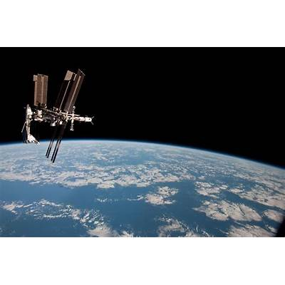 The International Space Station and the Docked