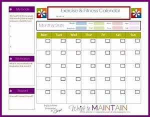 best 25 workout calendar printable ideas on pinterest With exercise calendar template free