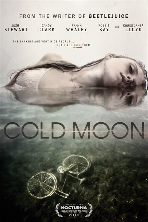 cold moon horror film directed  griff furst debuts