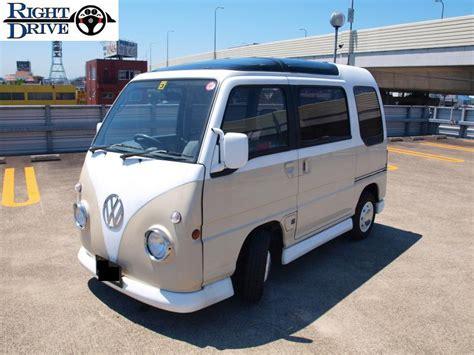 subaru sambar 1993 subaru sambar kei truck for sale rightdrive est 2007