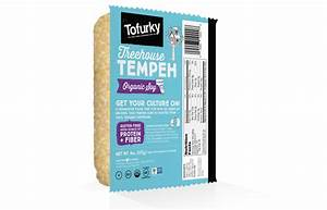 Organic Soy Tempeh Cake - (made with 5 simple ingredients.)