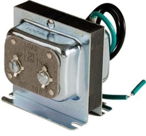 dc doorbell transformer   fix  doorbell
