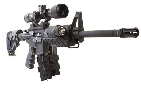 What Is The Best Ar15 Scope For Shtf?  The Prepper Journal