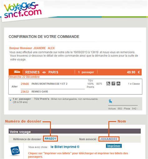 Changer Billet Prime Sncf by Aide Au D 233 P 244 T D Annonce Kelbillet