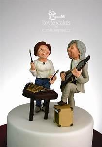 Was Ist Ein Topper : cake topper f r ein musikerpaar key for cakes ~ Michelbontemps.com Haus und Dekorationen