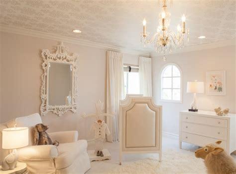chambre bébé style baroque déco chambre bébé baroque