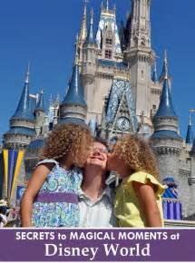 Secrets at Disney World