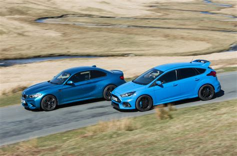 Bmw M4 Competition Ford Mustang Bullitt Test by Ford Focus Rs Vs Bmw M2 Test Autocar