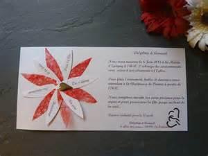 carte mariage original faire part mariage original avec enveloppe faire part par delphine kreations originales