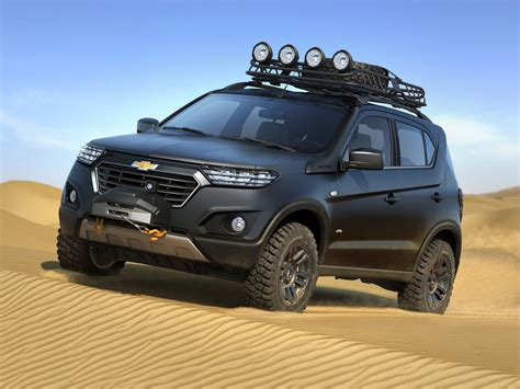 concept chevy chevrolet 39 s new niva suv concept steps out of the shadows