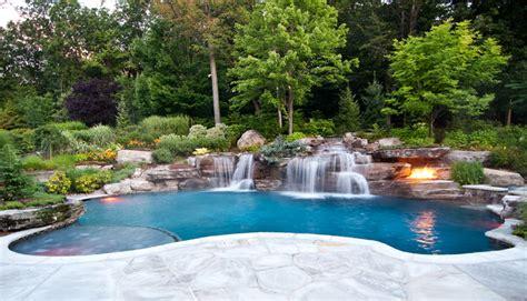 Luxury Swimming Pool & Spa Design Ideas, Outdoorindoor Nj
