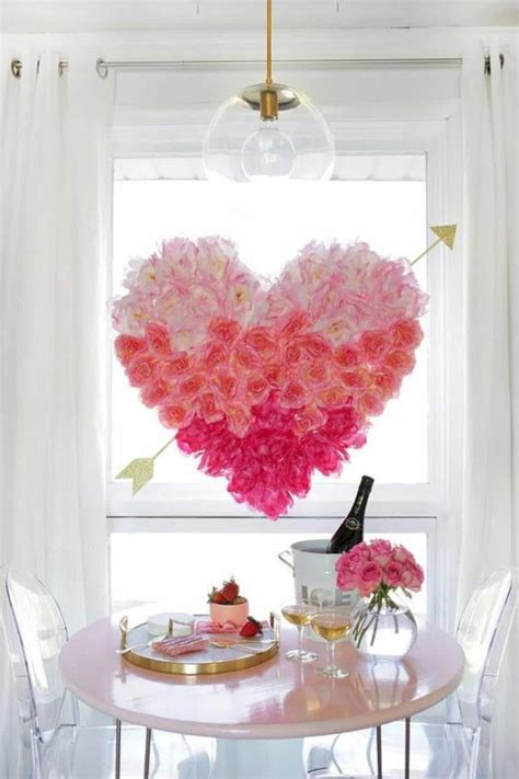 Decorating Ideas Valentines Day by 16 Ideas For S Day Decoration
