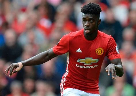 Manchester United starlet Axel Tuanzebe says he's willing ...