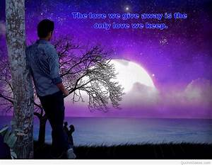 Awesome love quotes wallpapers and love sayings pics
