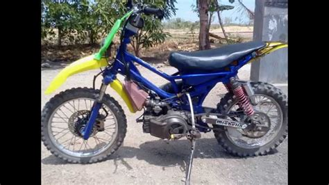 Jual Motor Modifikasi Trail by Foto Modifikasi Motor Fiz R Jadi Trail Motorcyclepict Co