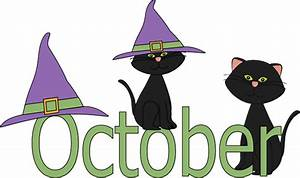 Clip Art October Many Interesting Cliparts
