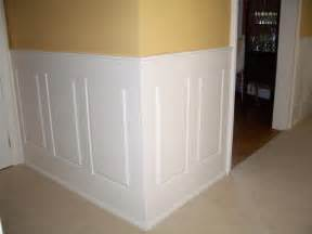 Diy Wainscoting Panels
