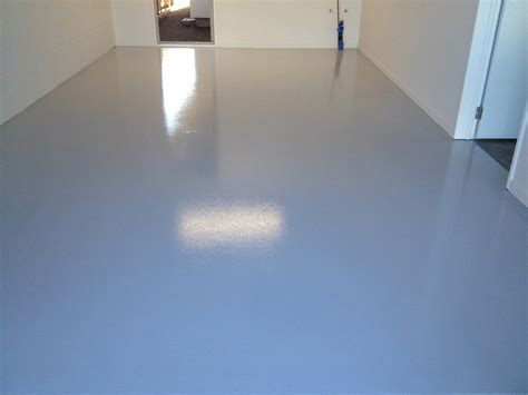 Concrete floor painting and sealing   Protecta Coatings