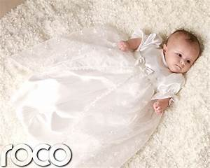 Baby Girls Christening Gowns White Ivory Vintage ...