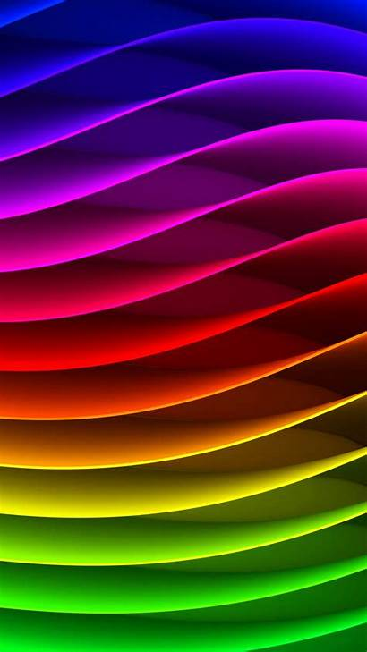 Abstract Rainbow Smartphone Wallpapers Phone Mobile Arcoiris