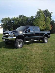 Sell Used 2001 Ford F 250 Superduty Diesel Lariet 4x4 Crew