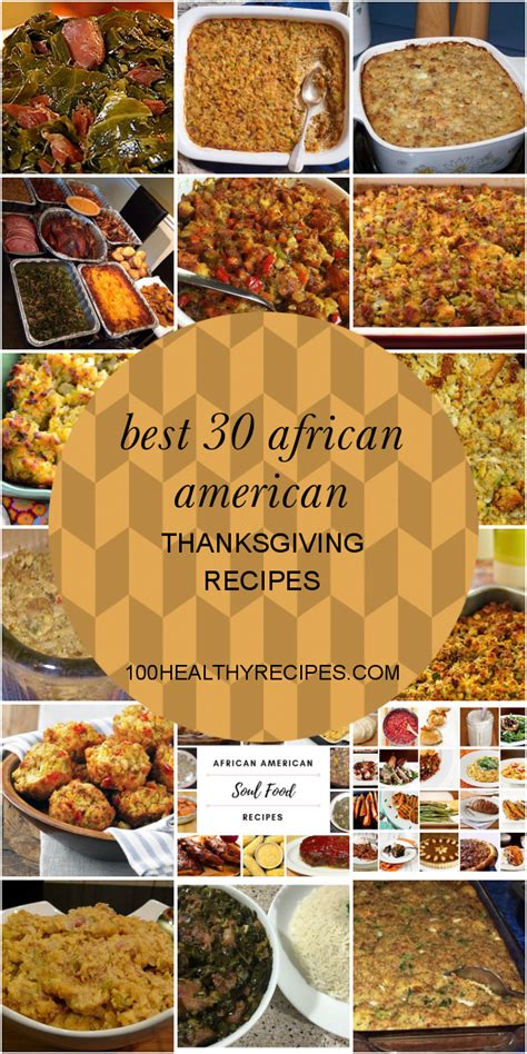 They represent the harvest season in the. Best 30 African American Thanksgiving Recipes - Best Diet and Healthy Recipes Ever | Recipes ...
