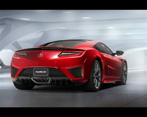 Honda Nsx 2015. One Model Ltd 1 43 Honda Nsx 2015. The All