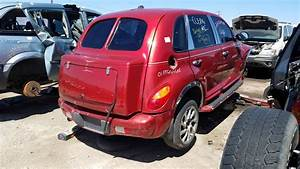 2001 Pt Cruiser : junkyard treasure 2001 chrysler pt cruiser bustleback ~ Kayakingforconservation.com Haus und Dekorationen