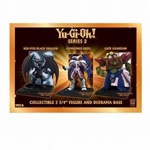 Neca Yu-Gi-Oh Series 2 - Red Eyes Black Dragon 3 3/4 Inch