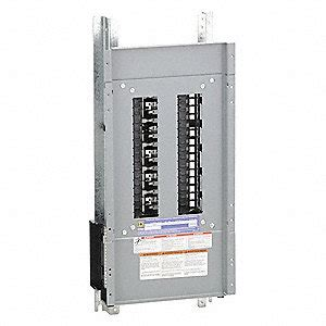 Square Panelboard Interior Amps Vac
