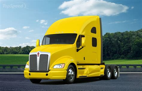kenworth  review top speed