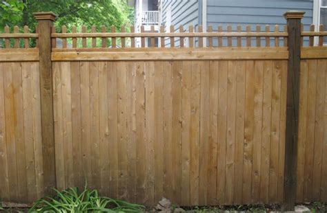 cedar fence clear seal  deck